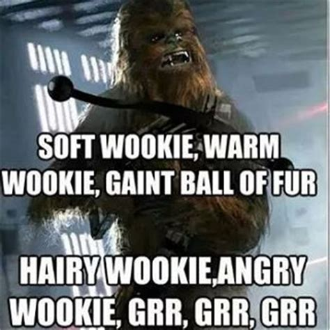 Chewbacca Meme - a galaxy far far away letterbarra ireland top local places