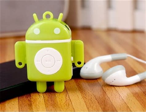 Mp3 Maskot Robot Android Tf Card universal android robot mp3 player tf card with small clip hitam lazada indonesia