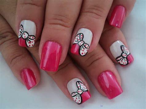 imagenes de uñas decoradas 2015 para pies decoraciones para u 241 as cortas u 241 as pinterest