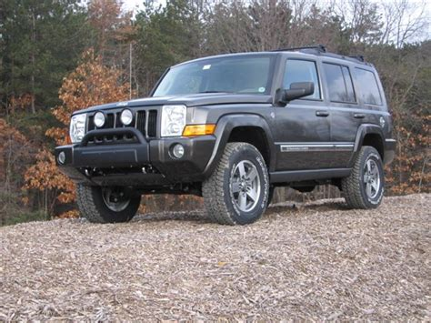 2006 Jeep Commander Lift Kit Jeep Commander Lift Kit 2 25 Quot Jeep Commander Lift Kit