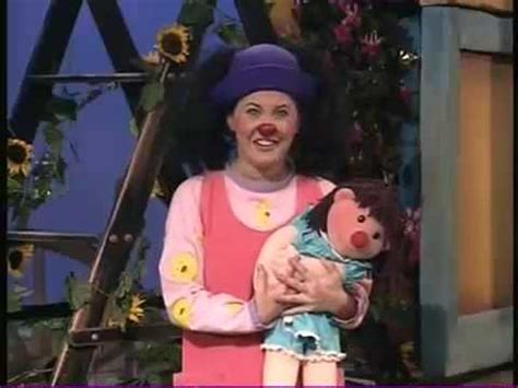 girl from the big comfy couch big comfy couch one step at a time you can do it molly