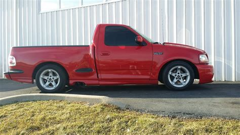modern collectible 2004 ford f 150 lightning the fast