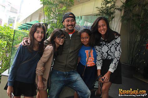film indonesia terbaik tora sudiro ayah jadi penyanyi dangdut anak tora sudiro malu