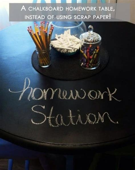 chalkboard paint vs whiteboard for homework station chalkboard paint or erase paint