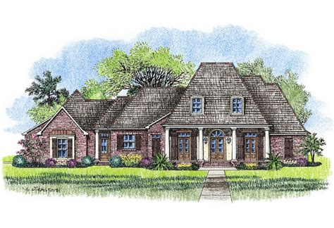 country french house plans hattiesburg country french home plans