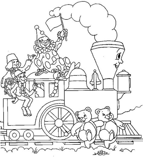 the little engine that could coloring sheets free and