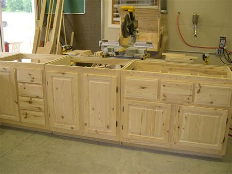 Handmade Oak Kitchens - 35 ideas about handmade kitchen cabinets ward log homes