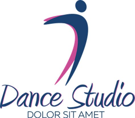 dance logo template choice image templates design ideas