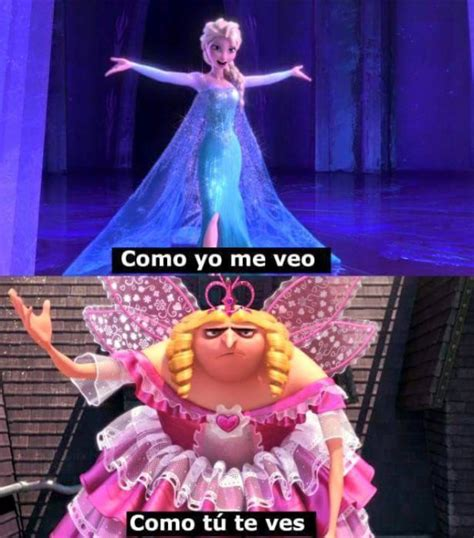 imagenes inesperadas locas mejores memes de las princesas de disney taringa