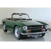 Triumph TR6 Voitures De Collection A Vendre E &amp R Classic Cars
