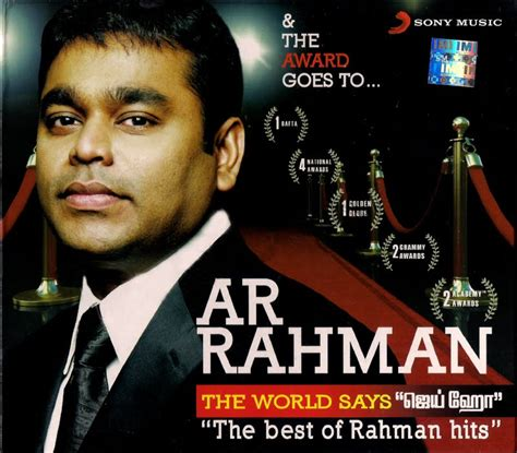 Ar Rahman High Quality Mp3 Download | and the award goes to a r rahman album downloads tamil