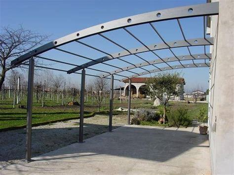 tettoie leggere tettoie in ferro tettoie da giardino