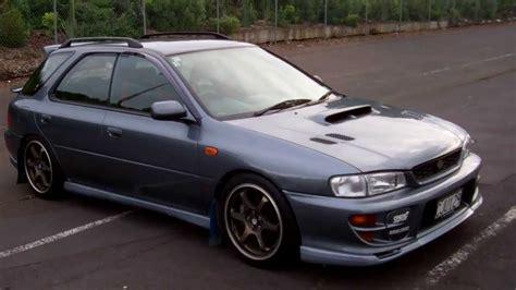 subaru impreza hatchback 1999 1999 subaru impreza wrx sti version 5 no reserve