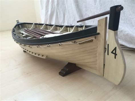 titanic lifeboat model titanic lifeboat model catawiki