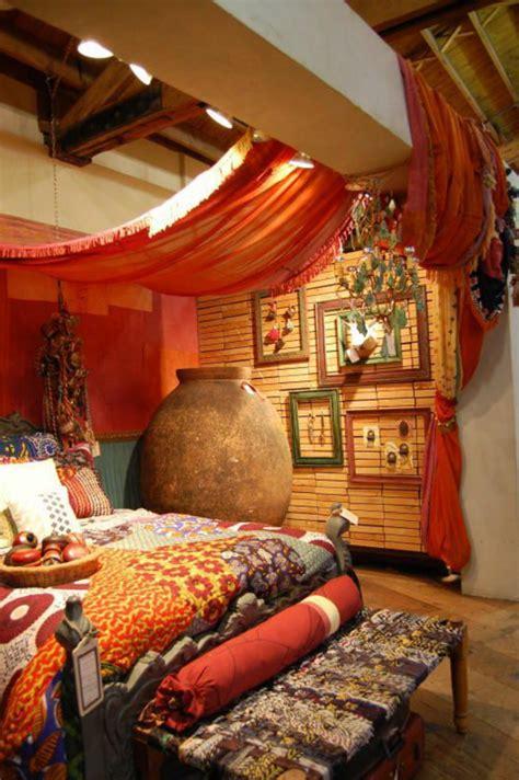 indische einrichtungsideen orientalische gardinen 20 tolle bilder archzine net