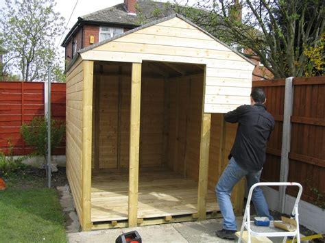 build sheds  shed plans step  step garden sheds