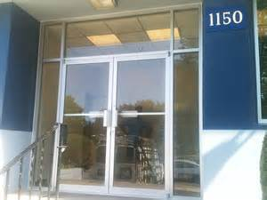 Store Front Glass Doors Storefront Commercial Doors Doors For Residential Commercial Apps Thunderbird Glass