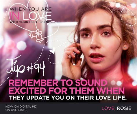 quotes film love rosie love rosie loverosiefilm twitter