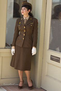 womens hair style in uniform us arm service 1000 images about uniform on pinterest women s army