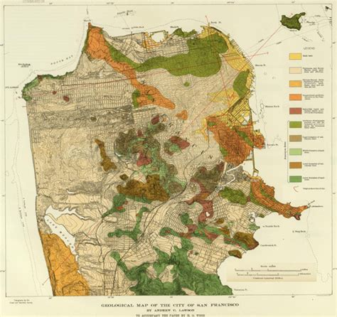 san francisco geological map gosf9 pleistocene dunes mountain beltway agu blogosphere