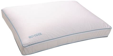 Sleep Memory Foam Pillow by The Iso Cool Memory Foam Pillow For Side Sleeper Reviews
