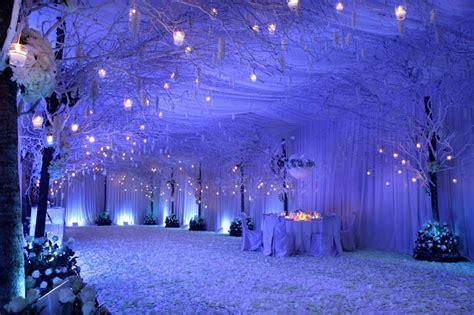 winter wonderland wedding ideas wedding meher sarid