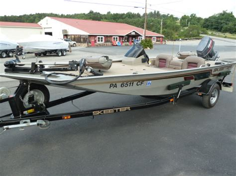 old skeeter bass boats for sale skeeter 17 bass boat boats for sale