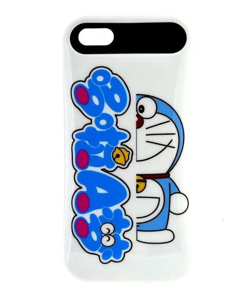 Doraemon And Cover For Iphone mobile cover for iphone 5 5s i glow glow doraemon