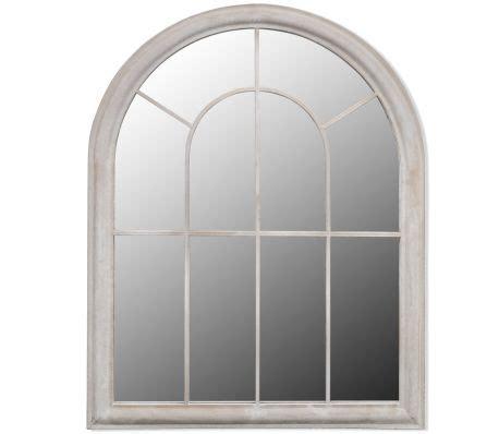 Miroir De Jardin 458 by Acheter Miroir De Jardin Arche Rustique 89 X 69 Cm