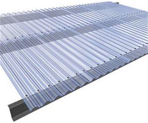 pannelli trasparenti per tettoie coperture in policarbonato