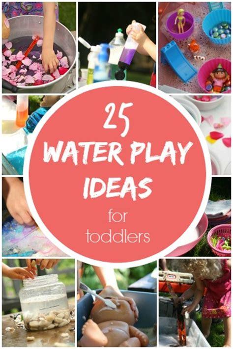Backyard Picnic Games 25 Water Play Activities Happy Hooligans