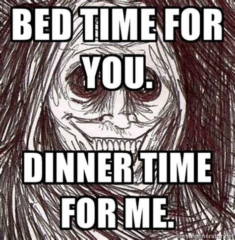 Horrifying House Guest Meme - image 155057 horrifying house guest shadowlurker