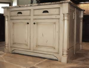 Kitchen Island With Posts Kitchen Island 1721