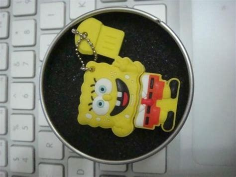 Flashdisk Imut Spongebob 16gb sale spongebob usb flash disk oem china trading company portable storage computer