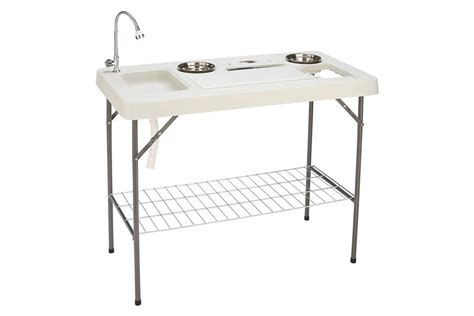 portable fish cleaning table portable c fish cleaning table with faucet review sale