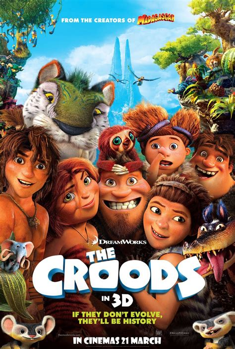 film cartoon croods the croods in 3d movie review colourlessopinions com