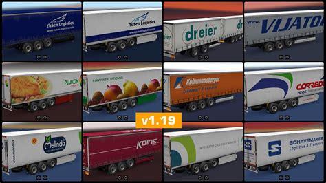 sisls trailer pack    ets mods euro