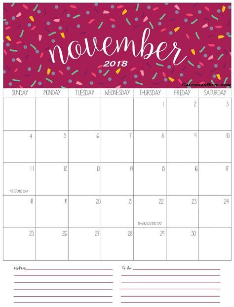 Calendar 2018 November January To December 2018 Holidays Calendar Calendar