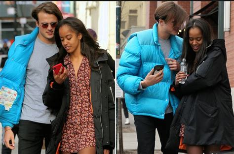 obamas new boyfriend malia obama and rumoured british boyfriend enjoy date in