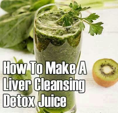 Liver Detox By Juicing by Liver Detox Juice Recipes Juice Detox And
