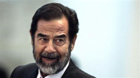 How Saddam Spent by He Spent Days Talking To Us Guards Listening To