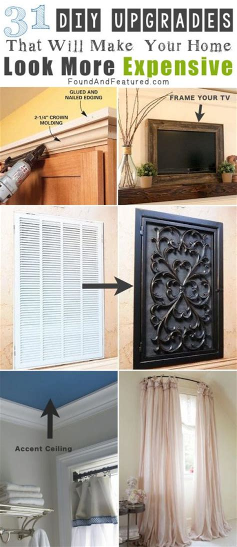 ideas to make your home beautiful cheap easy diy upgrades that can make your home look