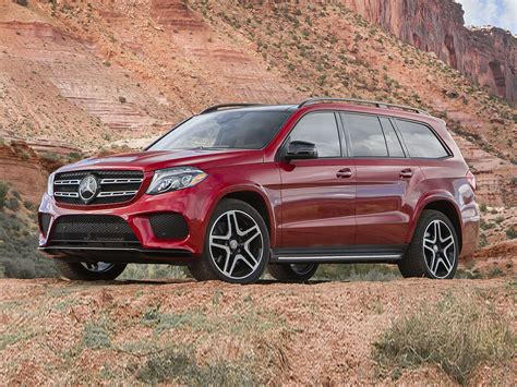 mercedes jeep 2017 2017 mercedes benz gls 550 price photos reviews features