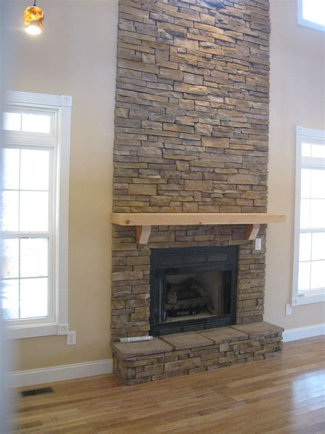 stacked stone veneer interior and furnitures the best
