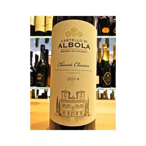 Vendita Bicchieri On Line Vendita Chianti Classico Di Albola 3