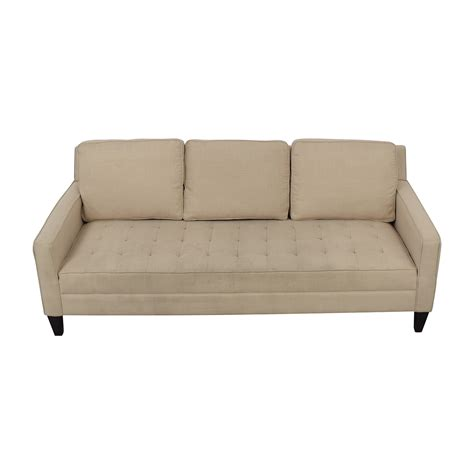 Single Cushion Sofa Single Cushion Loveseat Foter Thesofa One Cushion Sofa