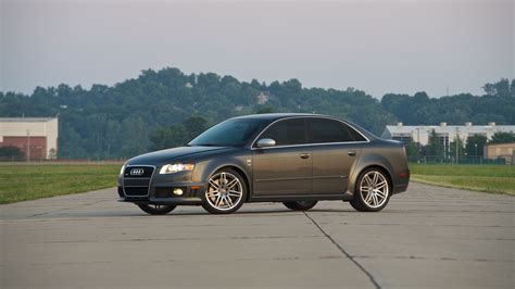 Audi Rs4 2007 by 2007 Audi Rs4 Supercharged Dzmedia