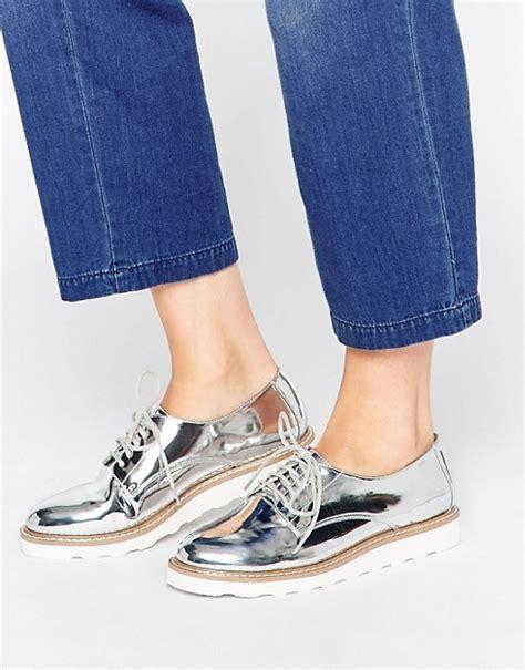 kurt geiger flat shoes kg kurt geiger kurt geiger gecko flat lace up shoes