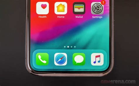 apple iphone xs max components valued at 443 gsm arena
