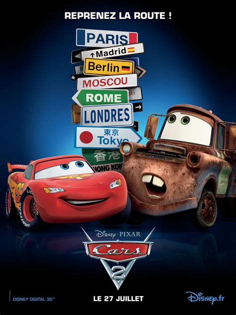 cars 3 film sortie cars passe la seconde